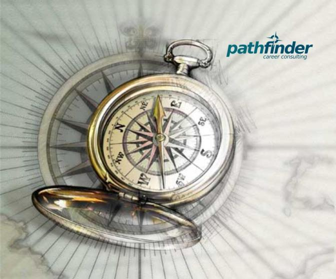 7 Value of Pathfinder Career Consulting