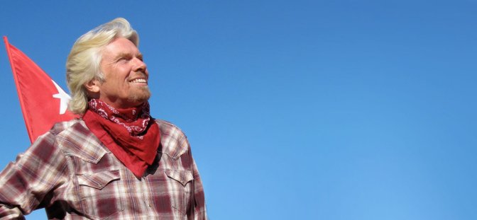 A Story of An Activator : Richard Branson